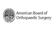 American Board of Orthopaedic Surgery